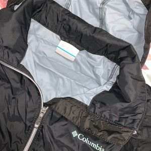 Columbia Windbreaker/Rain Jacket